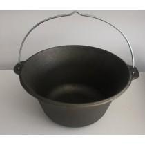 Kociołek żeliwny-7,2 l