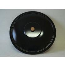 Pokrywka emaliowana kociołka 8L  34,5cm